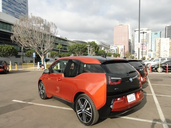2014 BMW i3 First Review: Paving a new path for electric vehicles 2