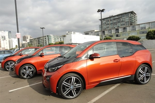 2014 Bmw I3 First Review Paving A New Path For Electric Vehicles