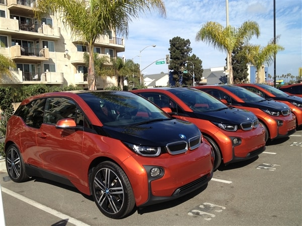 2014 BMW i3 First Review: Paving a new path for electric vehicles 5