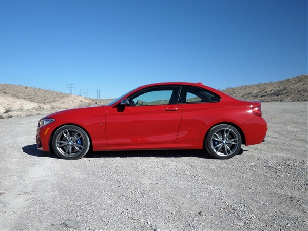 2014 BMW M 235i First Drive Stretching The Definition Of