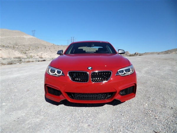 2014 bmw m 235i first drive stretching the definition of m   kelley blue book