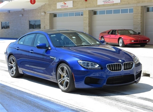 2014 BMW M6 Gran Coupe First Review: Living the Fast-lane ...