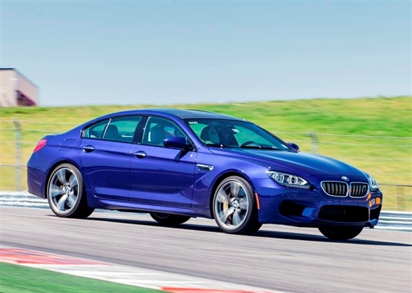 2014 BMW M6 Gran Coupe First Review: Living the Fast-lane Fantasy 3
