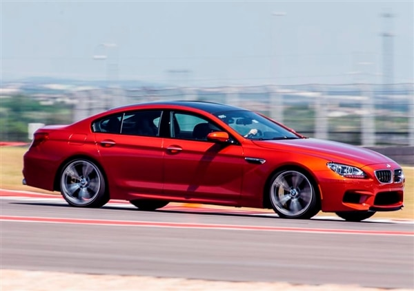 2014 Bmw M6 Gran Coupe First Review Living The Fast Lane