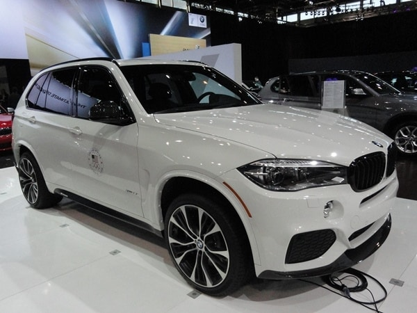 2014 BMW X5 M Performance Parts Unveiled