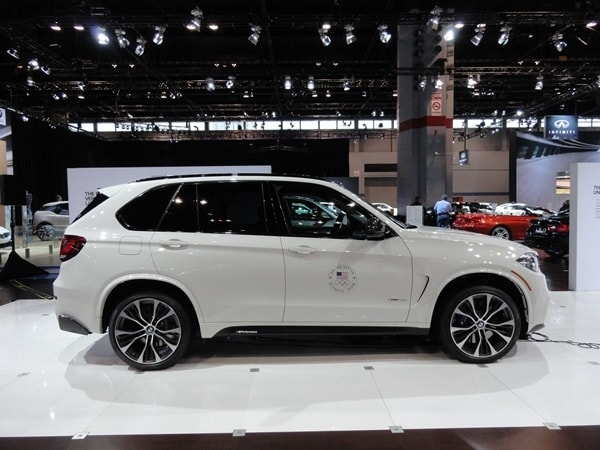2014 bmw x5 m performance parts unveiled kelley blue book. Black Bedroom Furniture Sets. Home Design Ideas