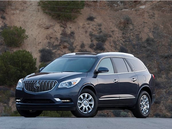 To Anybody Who Knows Anything About Automobile Brands That Our Long Term 2017 Buick Enclave Is One Of The Most Comfortable Cars We Have In Fleet