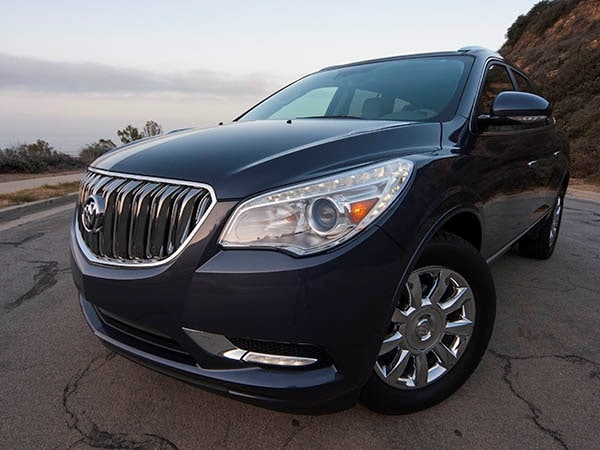 2014 buick enclave meet the almost new member of our test fleet kelley blue book. Black Bedroom Furniture Sets. Home Design Ideas