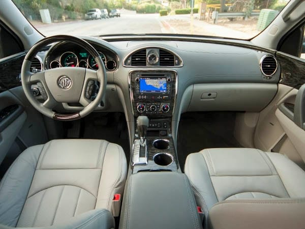 2014 Buick Enclave Meet The Almost New Member Of Our Test Fleet Kelley Blue Book
