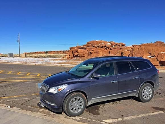 Road Trip Cost Calculator >> 2014 Buick Enclave Long Term Update: 8 things learned driving cross-country - Kelley Blue Book