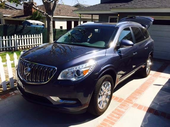 2017 Buick Enclave Long Term Test Wrap Up Good Bye To Blue
