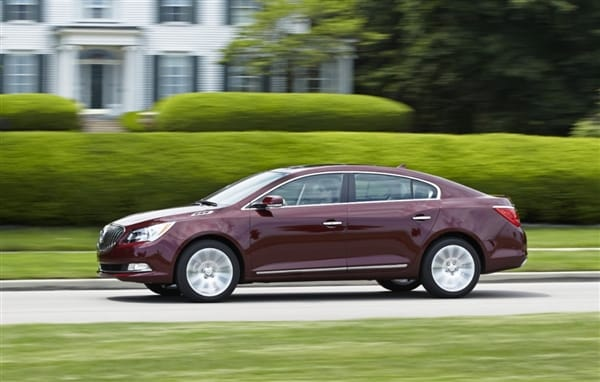 2014 buick lacrosse first review positively premium kelley blue. Cars Review. Best American Auto & Cars Review