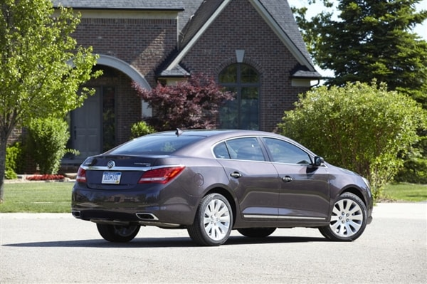 2014 Buick LaCrosse First Review: Positively Premium 2