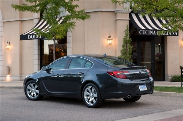 2014 buick regal first review awd and more hp kelley blue book. Cars Review. Best American Auto & Cars Review