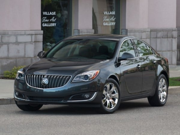 2014 Buick Regal First Review: AWD and More HP - Kelley ...