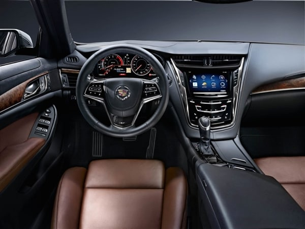 2014 Cadillac CTS First Review Legitimate Luxury  Kelley Blue Book