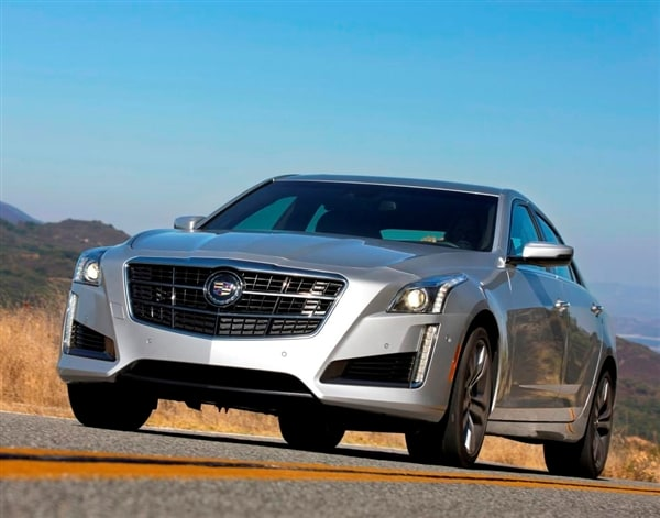 2014 Cadillac CTS First Review: Legitimate Luxury 3