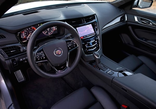 2014 Cadillac Cts First Review Legitimate Luxury Kelley