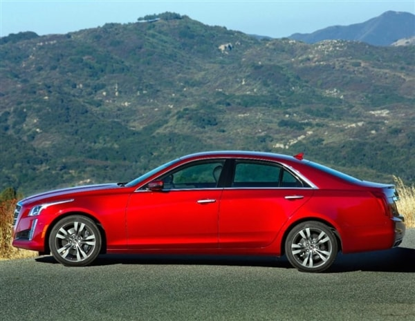2014 cadillac cts first review legitimate luxury kelley blue book. Cars Review. Best American Auto & Cars Review