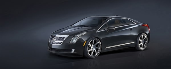 2014 Cadillac ELR First Review: Green Envy 14