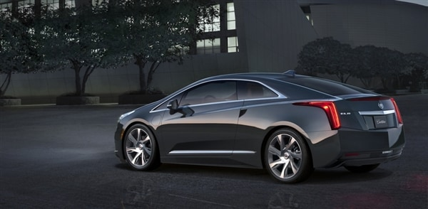 2014 Cadillac ELR First Review: Green Envy 15
