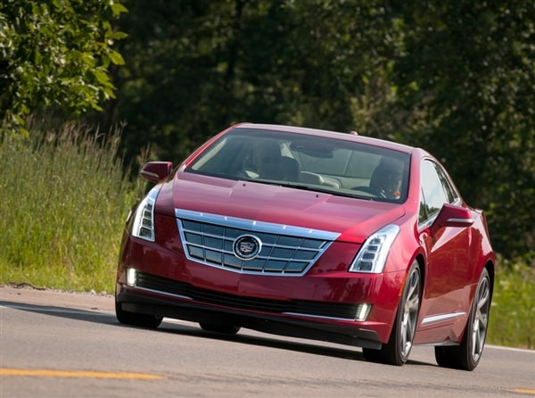 2014 Cadillac ELR First Review: Green Envy 24