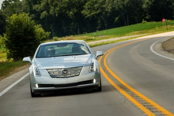 2014 Cadillac ELR First Review: Green Envy 25