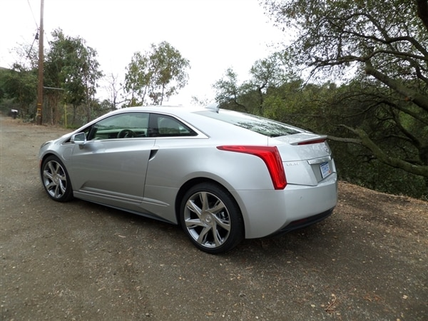 2014 Cadillac ELR First Review: Green Envy 1