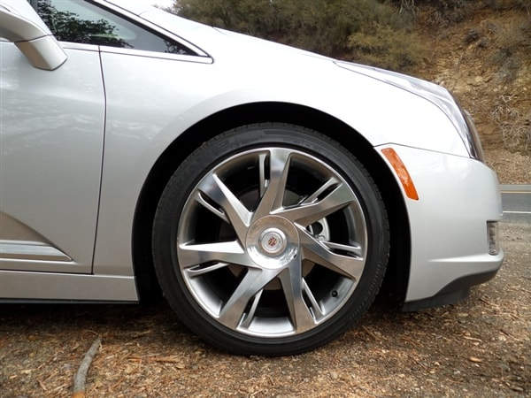 2014 Cadillac ELR First Review: Green Envy 6