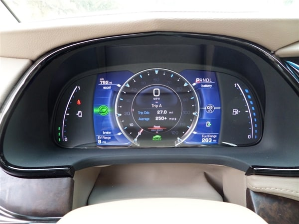 2014 Cadillac ELR First Review: Green Envy 8