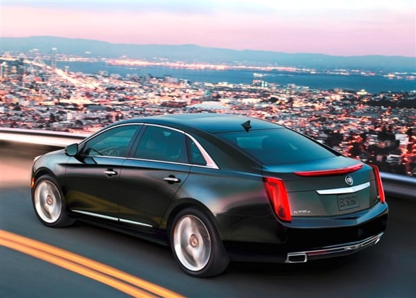 Upgraded 2014 Cadillac Xts Will Offer 410 Hp Twin Turbo V6