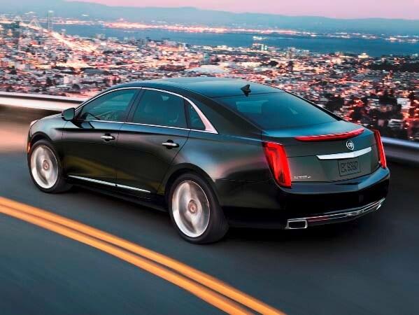 2014 Cadillac XTS4 Vsport Quick Take - Kelley Blue Book