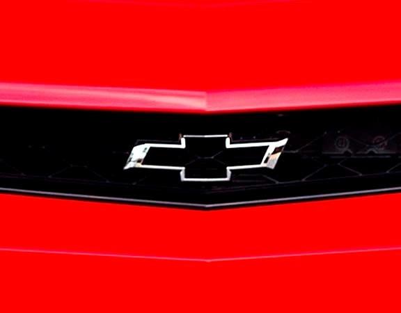 Camaro Insurance Cost >> 2014 Chevrolet Camaro Z/28 sports new Flowtie grille badge - Kelley Blue Book
