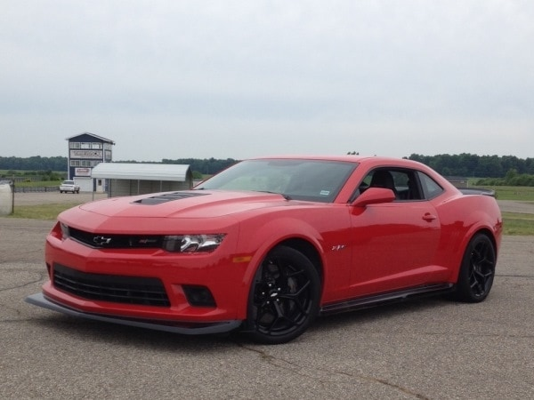 2014 Chevrolet Camaro Z/28 First Review: Return of the King