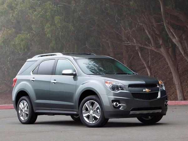 2014 chevrolet equinox awd ltz quick take kelley blue book. Black Bedroom Furniture Sets. Home Design Ideas