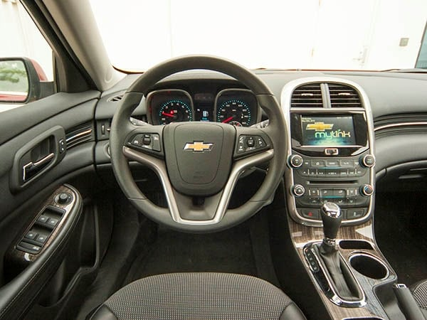 2014 Chevrolet Malibu: Better Than Before, But Still Needs ...
