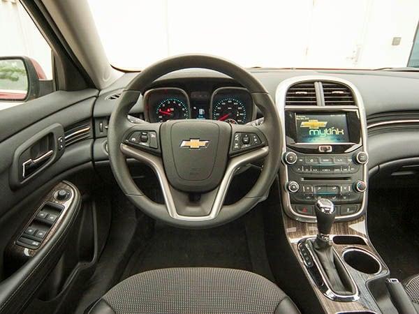 New Car Payment Calculator >> 2014 Chevrolet Malibu: Better Than Before, But Still Needs ...