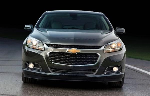 2014 Chevy Malibu 2.5L ups EPA city ratings by 14 percent 2