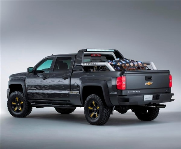 2014 Chevrolet Silverado Concepts show their saving graces ...