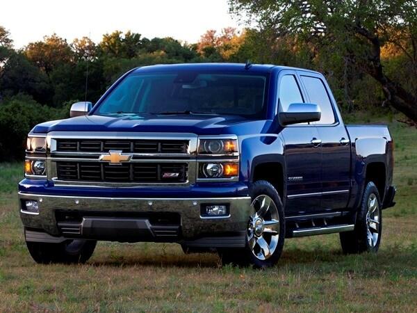 Editors' Page: 2015 Chevrolet Silverado 43