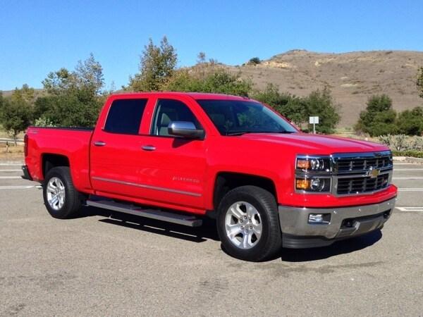 Editors' Page: 2015 Chevrolet Silverado