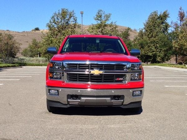 Editors' Page: 2015 Chevrolet Silverado 2