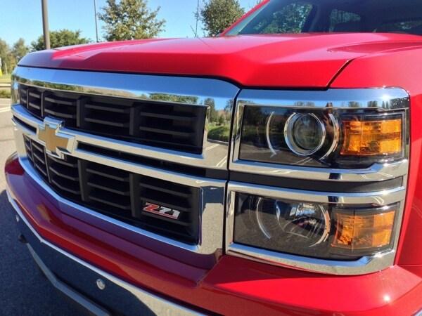 Editors' Page: 2015 Chevrolet Silverado 15