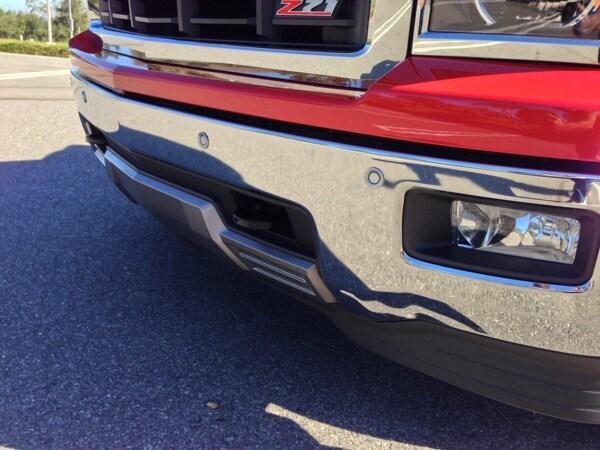 Editors' Page: 2015 Chevrolet Silverado 17