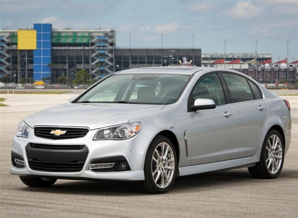 2014 Chevrolet SS opens at $44,470 - plus TBD gas guzzler tax 2