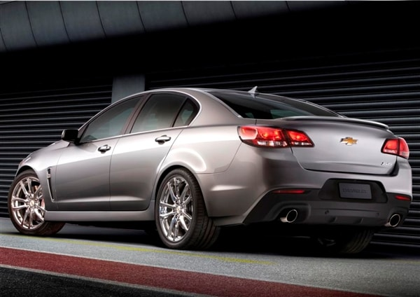 2014 Chevy Ss For Sale >> 2014 Chevrolet SS opens at $44,470 - plus TBD gas guzzler ...