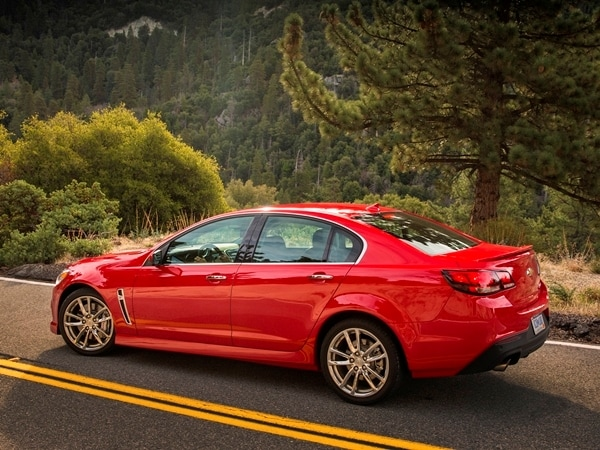2014 Chevrolet SS: Stopgap or Jumping Off Point? 1