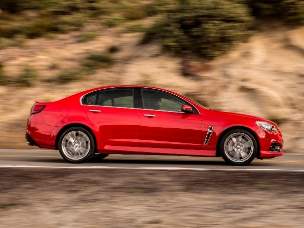 2014 Chevrolet SS: Stopgap or Jumping Off Point? 2