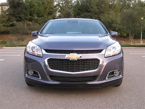 Editors' Page: 2015 Chevrolet Malibu - Kelley Blue Book