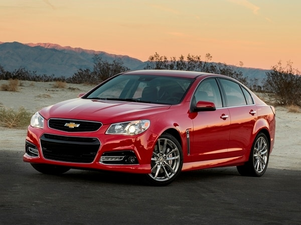 2014 Chevrolet SS Quick Take - Kelley Blue Book